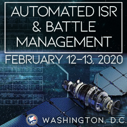 Automated ISR & Battle Management