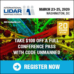 International Lidar Mapping Forum