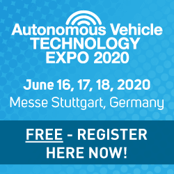 Autonomous Vehicle Technology Expo